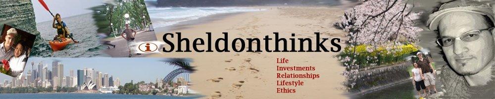 Sheldon Thinks - Blog Index