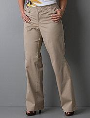 Jeans holgados de 50 centavos