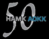 HAMK/AOKK 50 vuotta