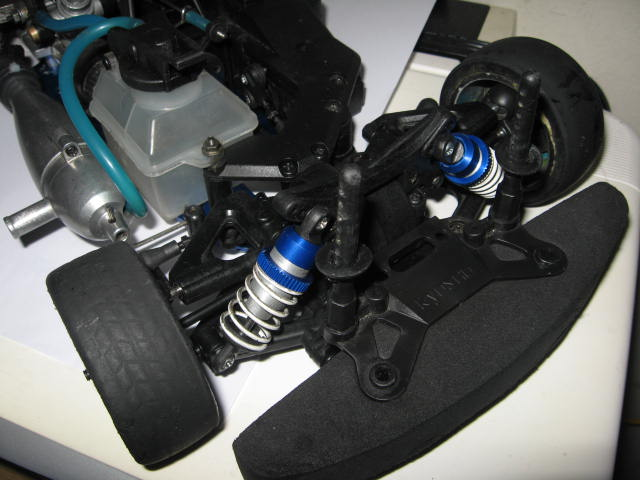 The Front Suspension/ The Oil