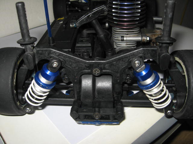 The Rear Shock Tower