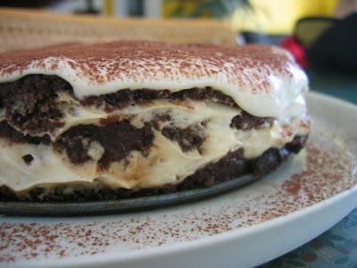 Sarah Cooks: Tiramisu Layer Cake