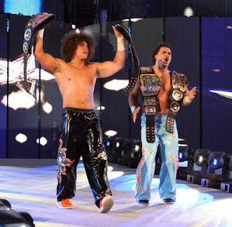 Primo Colon & Carlitos Tag Ting Champion