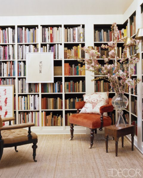 home library design