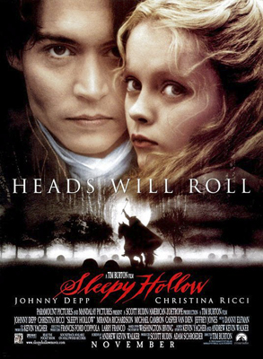 the legend of sleepy hollow   johnny depp gifs
