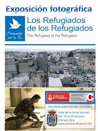Exposición Los Refugiados de los refugiados.