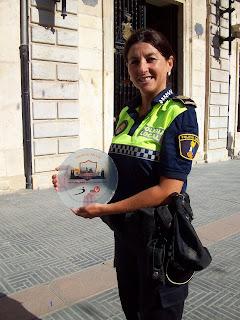 MAREPE+POLI - MARIA JOSE REYES SE CONSAGRA EN LA ÉLITE DEL TRIATLÓN POLICIAL