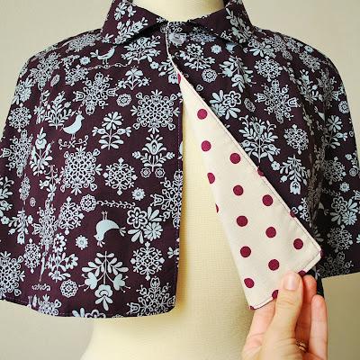 CAPELET CROCHET PATTERNS | Crochet Patterns