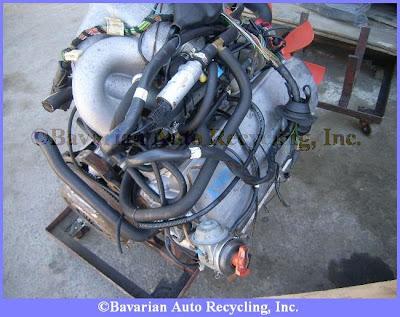 Motor on Used Engines  1984 1985 E30 318 318i 1 8l M10 Used Bmw Long Block