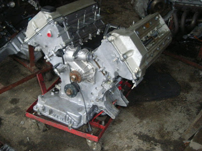 1993-1994 E32 740 740i 740iL 4.0L M60 Used BMW Long Block Engine