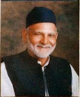 Sufi-Master Shaykh Khwaja Shamsuddin Azeemi