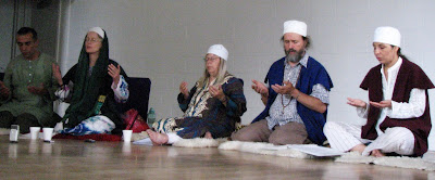 Dervishes in Prayer