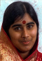 Mother Meera Portrait via Wikipedia