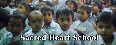 Sacred Heart School Banner