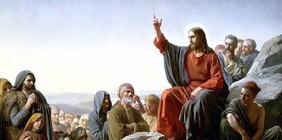 Beatitude Christ Jesus Sermon