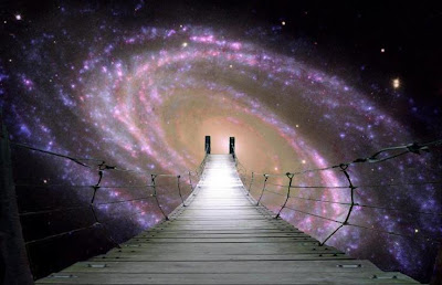 Cosmic Staircase