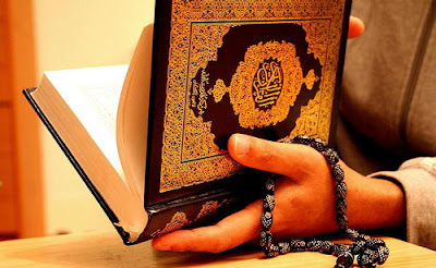 Quran in Hand via Flickr