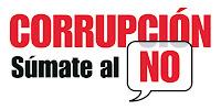 Suscribe la campaña contra la corrupción