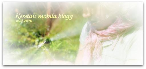 Kerstins mobila blogg