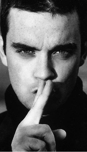 ROBBIE WILLIAMS ♥