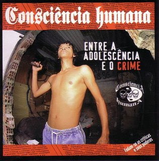 CD Consciencia Humana Entre a Adolescência e o Crime
