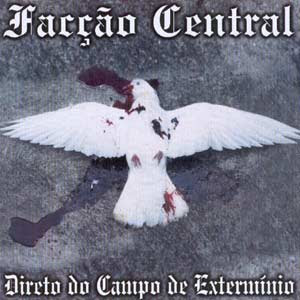 CD Facção Central - Discografia