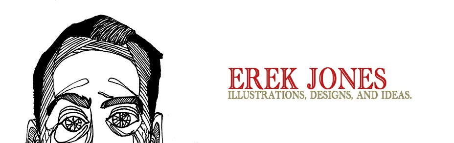 Erek Jones Illustration