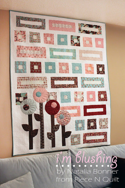 Sew Inspired Guest Blogger Natalia From Piece N Quilt