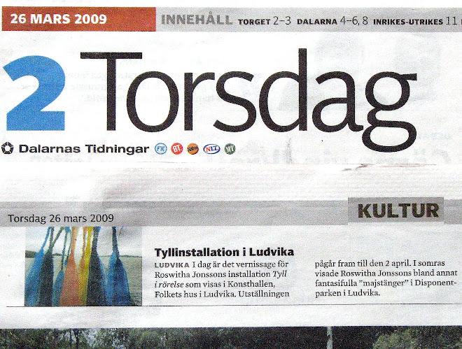 Blänkare i Dalarnas Tidningar