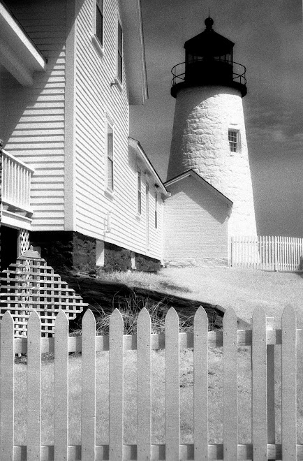 Pemequid Lighthouse, Maine