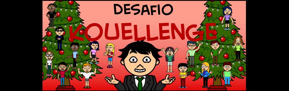 Desafio Kouellenge