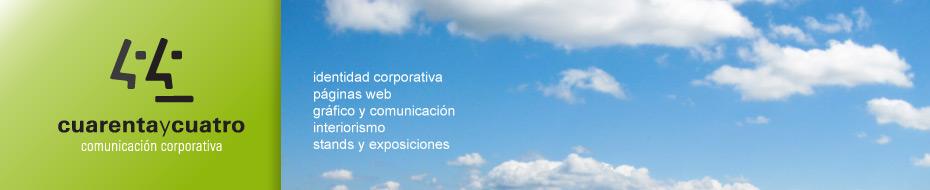 cuarentaycuatro comunicación corporativa