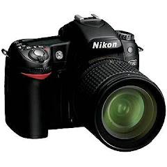 Nikon D80 SLR Digital Camera