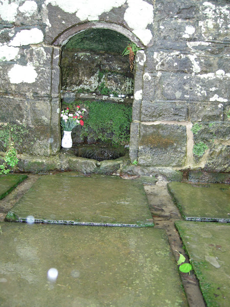St Anne#s Well from the South