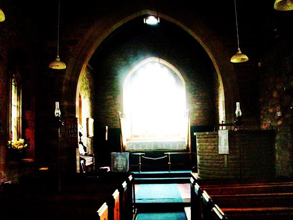 Llangwm Isa Interior