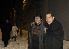 Morales et Chavez