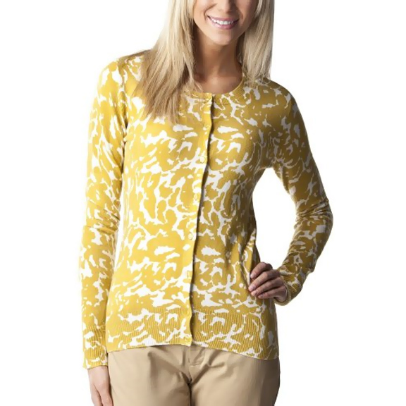 Merona® Essential Cardigan Sweater - Yellow - $15.00 (Orig. $22.99) - Über Chic For Cheap: Spied: Merona Floral Cardigan