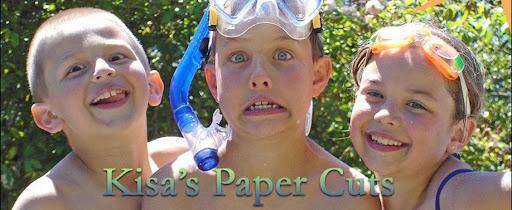 Kisa's Paper Cuts