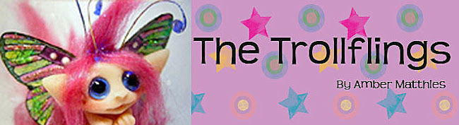The Trollfling Troll Dolls (TM) by Amber Matthies