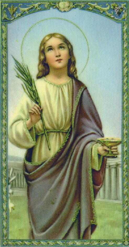 Santa Lucia dans immagini sacre St.Lucy1