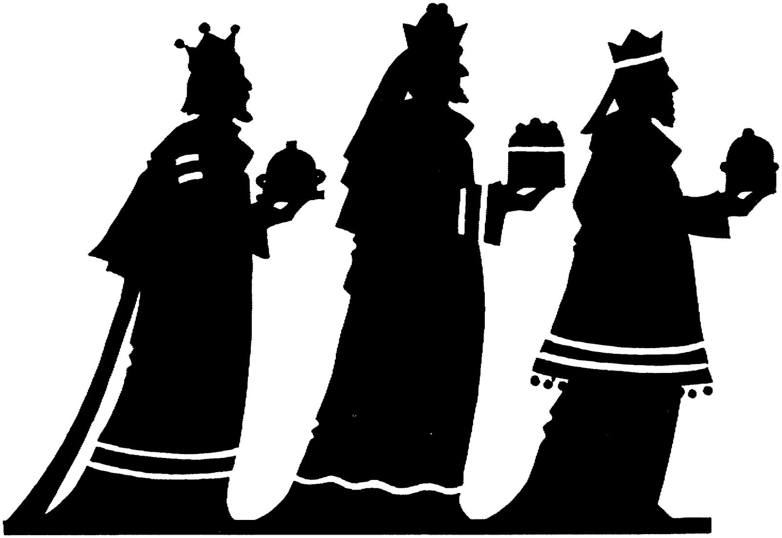 Three Wise Men Clip Art | New Calendar Template Site