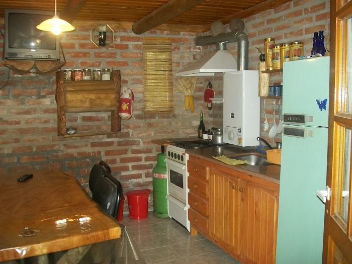 Cabaña El Hornero.