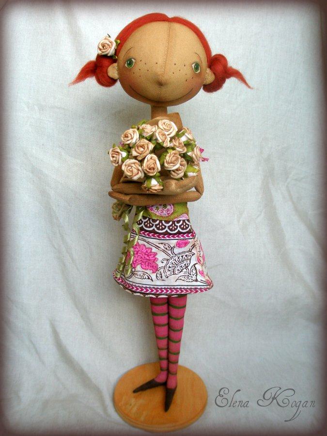 Куклы своими руками тыквоголовки