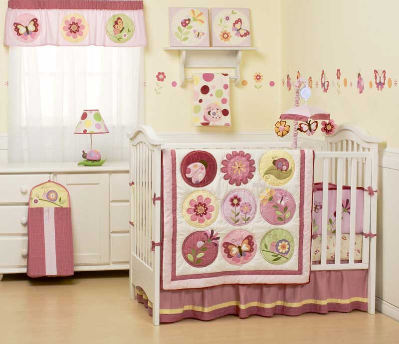 Baby Girl Bedroom Sets