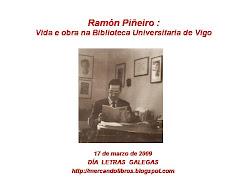 """""""RAMÓN PIÑEIRO NA BUV"""""""