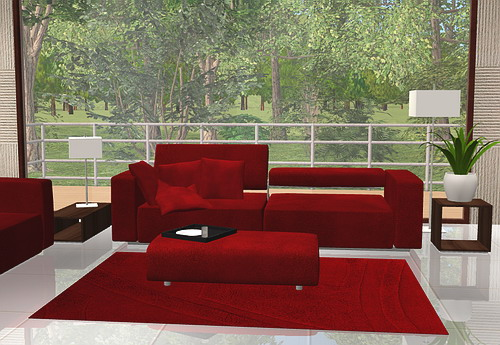 Toronto Livingroom Donation Set / Stylistsims.net Part 45
