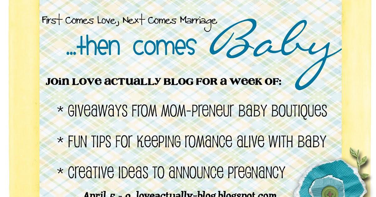 Love Actually Creative Ways To Announce Pregnancy