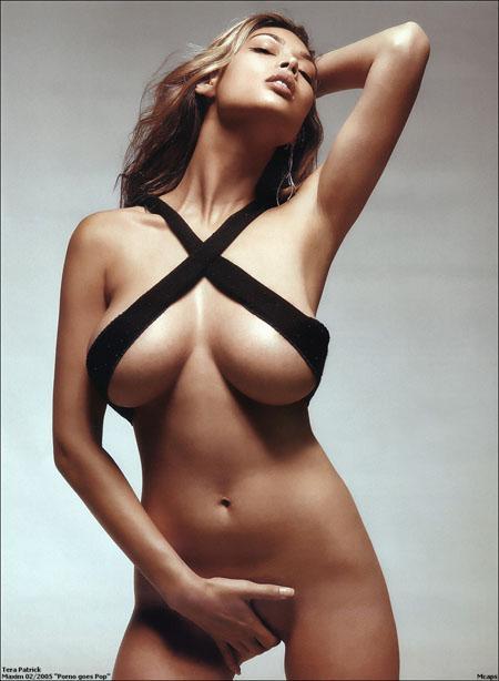 Extreme e commerce hot black bikini babes photo shoot for e commerce host