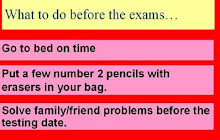 TIPS ON HOW TO PASS YOUR EXAMS