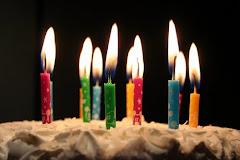 Feliz cumpleaños a quienes cumplen en abril